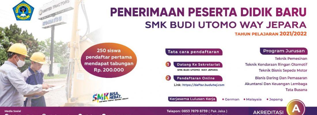 PENERIMAAN PESERTA DIDIK BARI 2021-2022